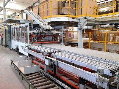 Imballatrice automatica ROBOPAC SPIROR FW 1600
