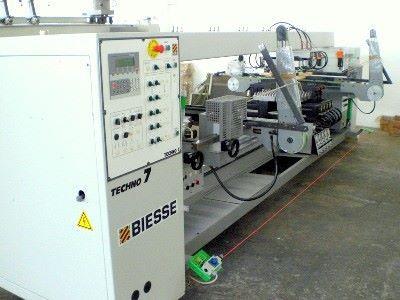 Foratrice automatica BIESSE TECHNO 7