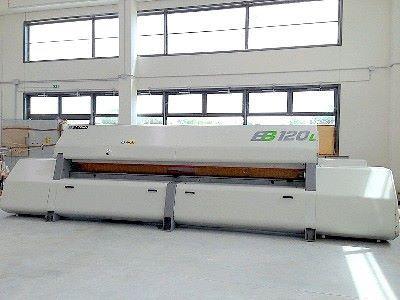 Sezionatrice monolinea BIESSE SELCO EB 120L