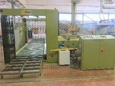 Scaricatore BIESSE RBO TORNADO SCF-E/1300