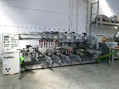Automatic boring machine BIESSE TECHNO LOGIC